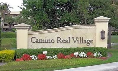 Community Signage, 5700 Camino Del Sol 402, 1