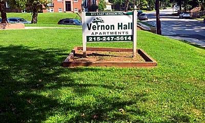 Vernon Hall, 1