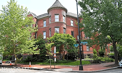 Building, 1306 O St NW, 2