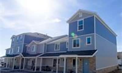 Building, 240 N 750 E St, 2