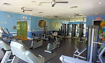 Fitness Weight Room, 230 SW 117th Terrace 111-07, 1
