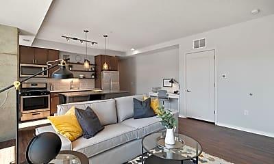 Living Room, 811 S Washington Ave 815, 1