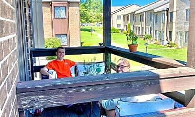 Patio / Deck, 5200 Hilltop Dr, 2