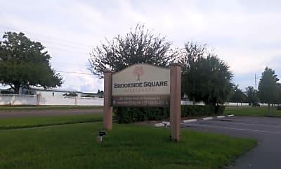 Brookside Square, 1