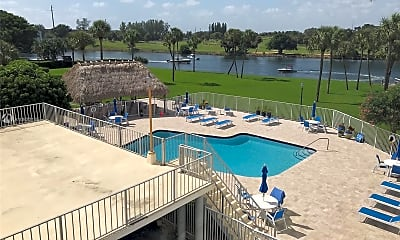 Pool, 336 Golfview Rd 503, 2