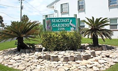 Community Signage, 2186 Florida A1A B5, 2