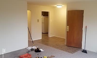 Living Room, 4931 Crain St, 2