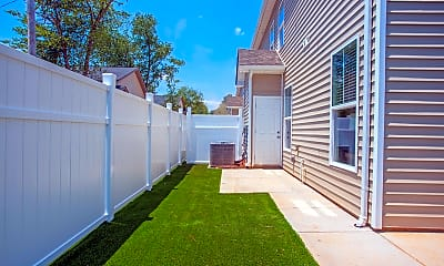 Landscaping, Chandler Commons Townhomes, 2
