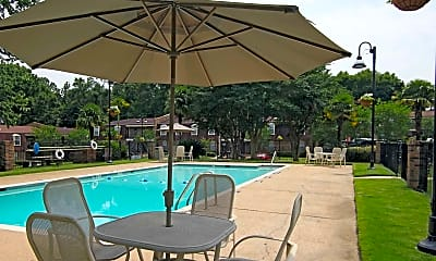 Pool, Skyline Country Club Apartments, 0