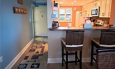 Dining Room, 7440 S Ocean Dr 323, 1