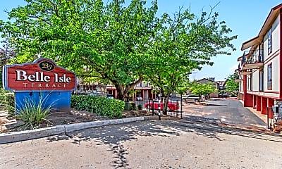 Community Signage, Belle Isle Terrace, 0