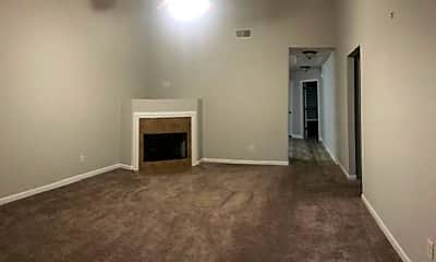 Living Room, 2826 Southwood View, 1