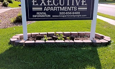 Executive Apartments, 1