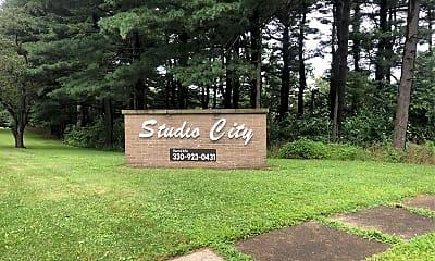 Studio City Apartments, 1