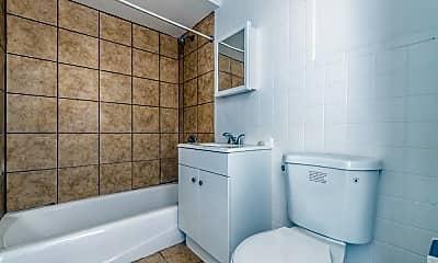Bathroom, 1121 W 127th St, 0
