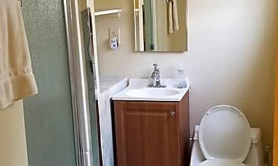 Bathroom, 523 W 88th St, 1