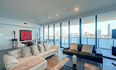 Living Room, 5500 Island Estates Dr, 2
