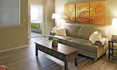 Living Room, Foxborough, 1