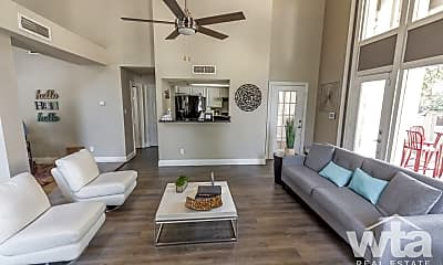 Living Room, 8519 Cahill Dr, 2