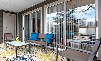 Patio / Deck, Reflection Cove Apartments, 2