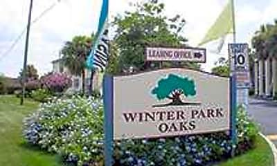 Winter Park Oaks Apartments, 1
