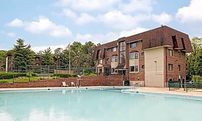 Pool, Harbor's Edge Apartments, 0