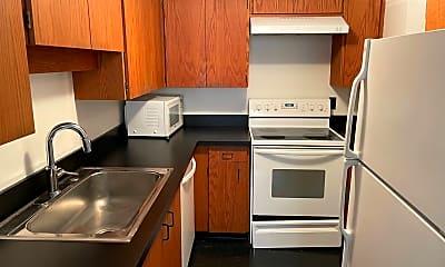 Kitchen, 2621 2nd Ave Unit 307, 1