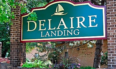 The Apartments At Delaire Landing, 1