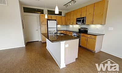 Kitchen, 300 S Lamar, 1