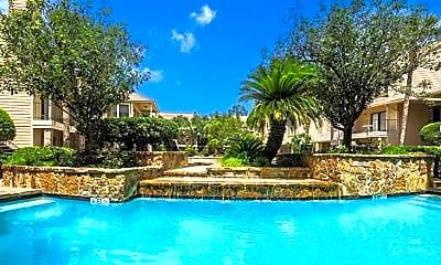 Pool, Vanderbilt Lodge, 1