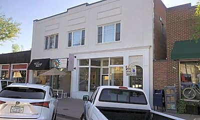 Building, 1057 S Gaylord St, 1