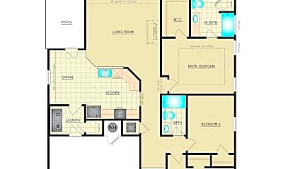 Building, 948 Klare Ln, 1