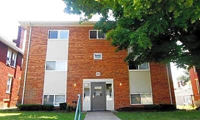 Building, 311 E 16th Ave, 1