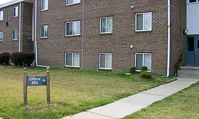 Whatcoat Village Apartments, 1