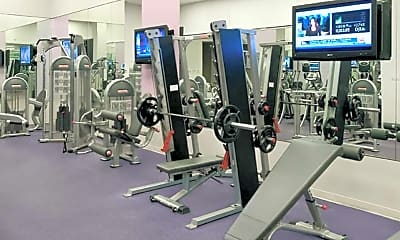 Fitness Weight Room, 25 Broad At The Exchange, 1