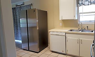 Kitchen, 1508 Lampkin Street, 1
