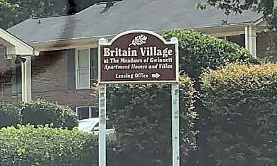 Britan Village at The Meadows of Gwinnett, 1