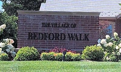 The Village Of Bedford Walk, 1