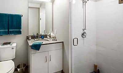 Bathroom, Here Apartments, 2