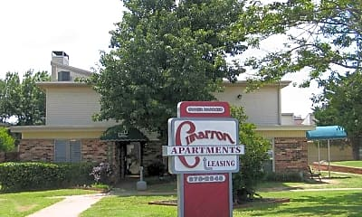 Cimarron Apartments, 1