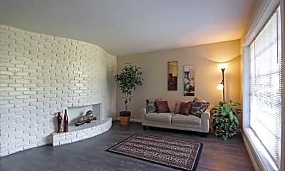 Living Room, Mapletree Gardens, 1