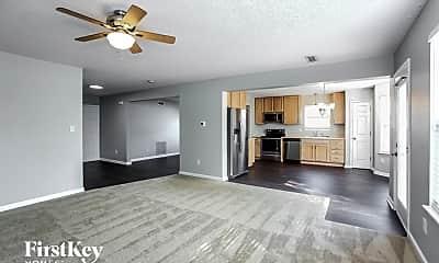 Living Room, 461 E Clear Lake Ln, 1