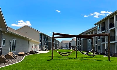University Parkway Apartments, 2