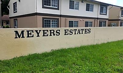 Meyers Estate, 1