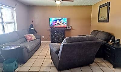 Living Room, 901 North Bishop, 2