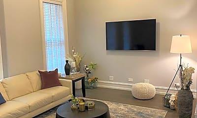 Living Room, 66 E. Walton 1st-3rd, 1