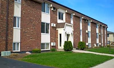 Building, Bella Apartments, 0