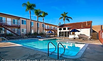 Pool, 3675 King St, 1