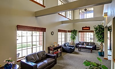Clubhouse, Colonial Meadows, 1