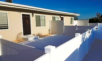 Patio / Deck, 1103 33rd St, 1